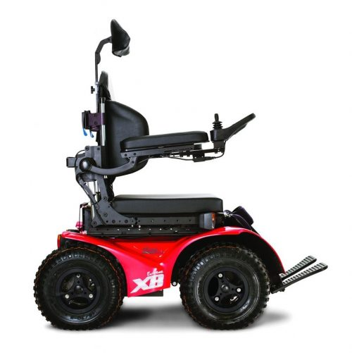 Extreme X8 – 4×4 Electric Wheelchair - Magic Mobility