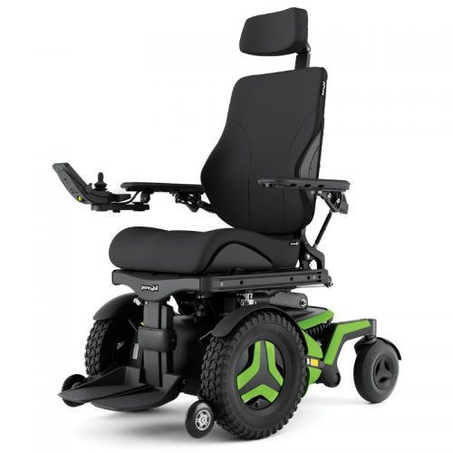 F3 Corpus Powered Wheelchairs