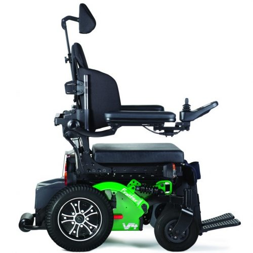 Frontier V4 – Hybrid RWD Electric Wheelchair