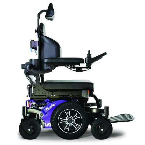 Frontier V6 – Compact 40 Electric Wheelchair