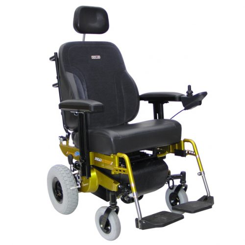 Glide Series 6 Wheelchair