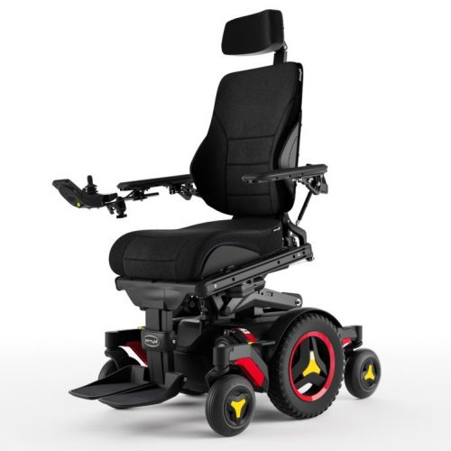 M3 Corpus Power Wheelchairs