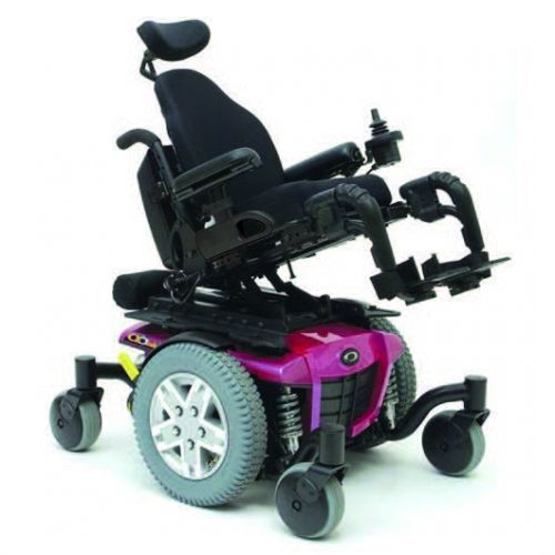 Q6 Edge - Paediatric Powered Wheelchairs
