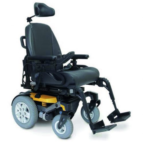 R44 Quantum Powered Wheelchairs