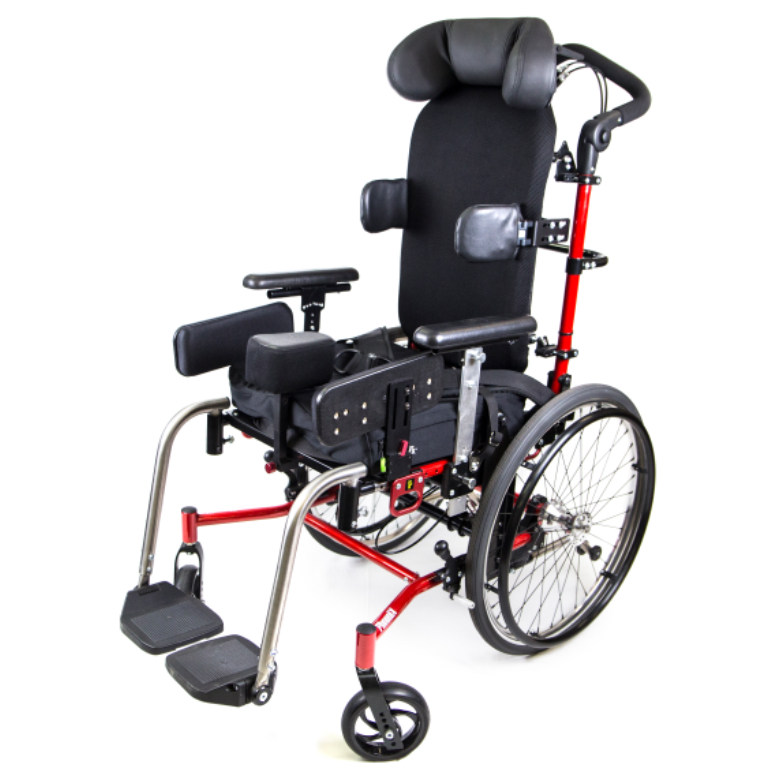Smik Phoenix TIS Wheelchair