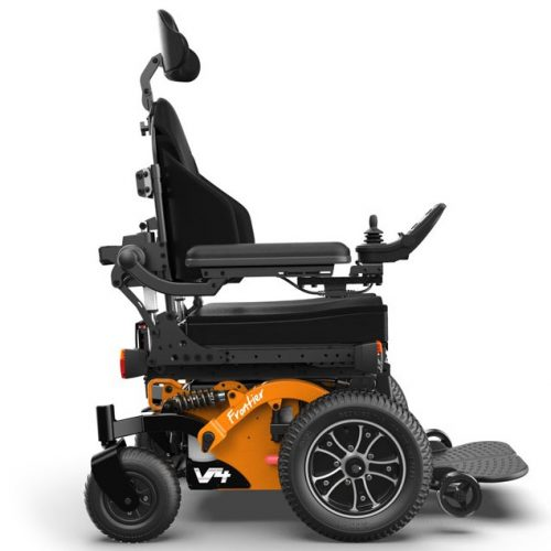 FRONTIER V4 – HYBRID FWD ELECTRIC WHEELCHAIR