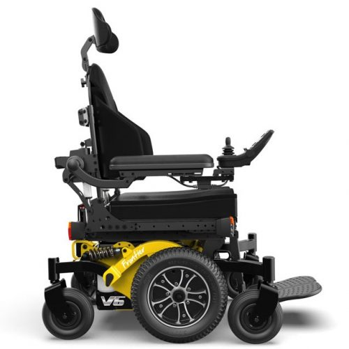 FRONTIER V6 – COMPACT 73 MWD ELECTRIC WHEELCHAIR