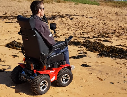 Magic Mobility Extreme X8 – Exceptional Off-road Capability
