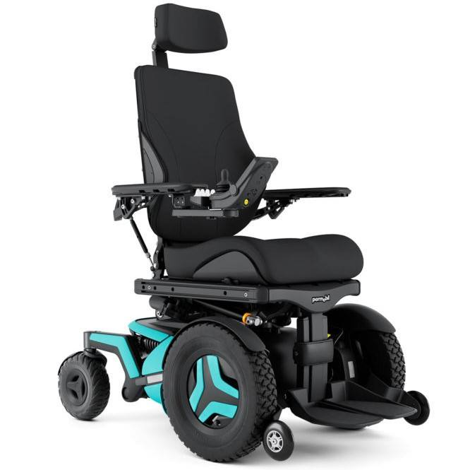 F5 Corpus Powered Wheelchairs