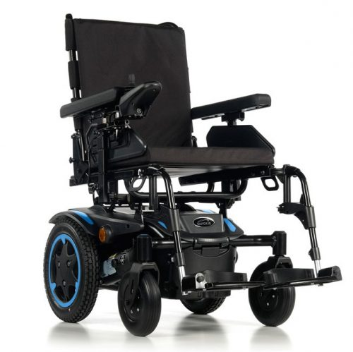 Q100 R REAR-WHEEL POWERED WHEELCHAIR