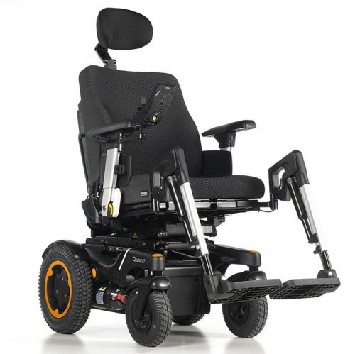 QUICKIE Q500® R rear-wheel drive wheelchair